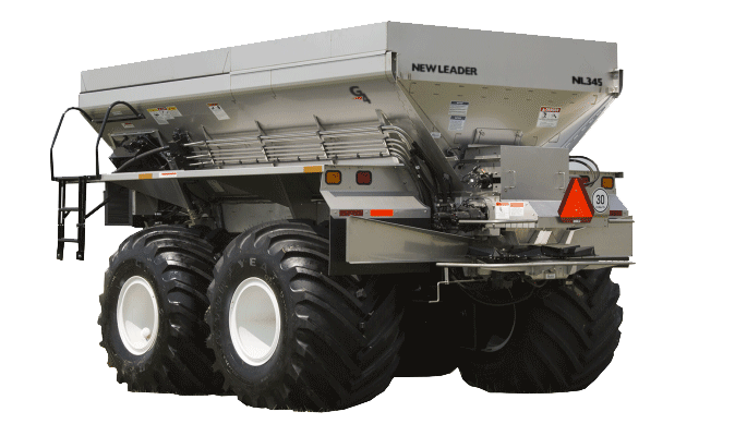Ag Lime Broadcast Spreader