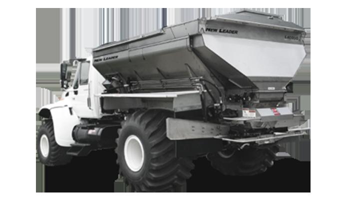 Spreader Truck Ag Lime