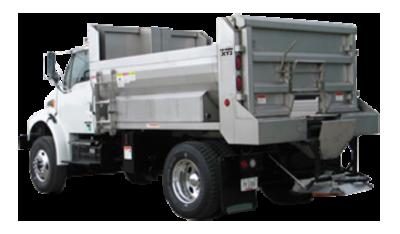 XT3 Combination Body Dump Truck