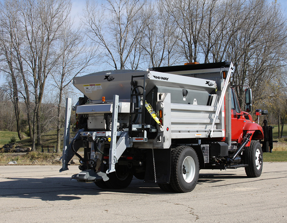 Municipal Salt Spreader
