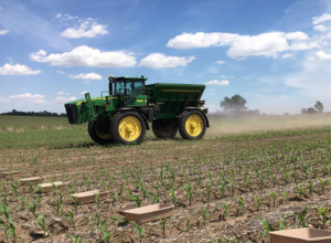 Not Your Father's Spreader : Common Spinner Spreader Myths Debunked