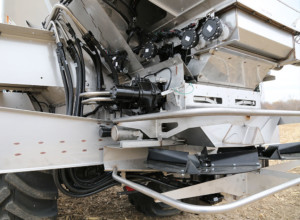 Myth 2: Broadcast Spinner Spreaders Can't Spread More Than 80' Wide Effectively