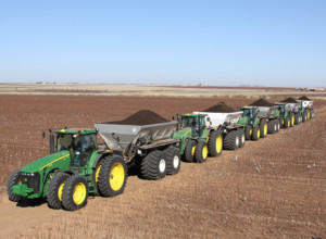 Wayne Schilling: Compost Spreader Increased Operations by 100 Acres Per Day