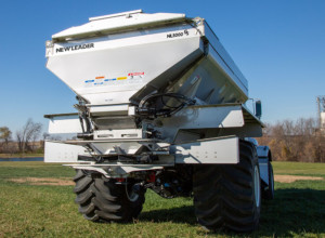 Myth 4: Spinner Spreaders Can Only Apply One Product at a Time