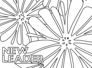 New Leader Coloring Book Pages for Kids