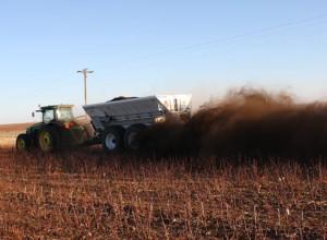 NL600 Compost Spreader Testimonial: McCracken Farm Services